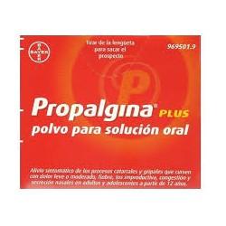 PROPALGINA PLUS 10 SOBRES CN969501.9