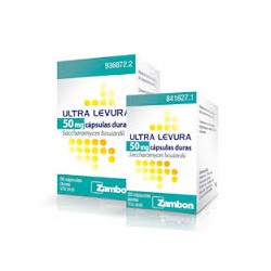 ULTRA LEVURA 50 CAPSULAS duras CN936872.2