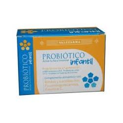 Probiótico infantil 8 viales Valefarma