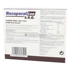 Recuperation S.R.O. sabor Cola 2x250 ml