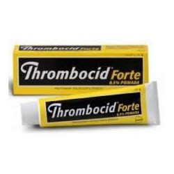 THROMBOCID FORTE 0,5% POMADA 60 G CN843987.4