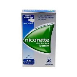 NICORETTE CLASSIC 4 MG 30 CHICLES CN652289.9