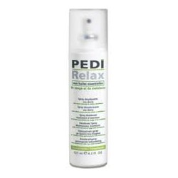 Pedi- Relax Spray Antitranspirante Pies, 125ml