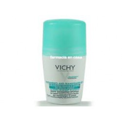 VICHY desodorante antitranspirante 48h roll-on 50ml