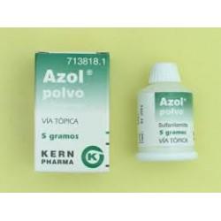 AZOL POLVO 100% POLVO 5 G Cn713818.1