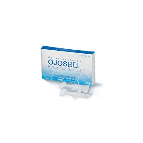 OJOSBEL GOTAS OCULARES UNIDOSIS 0,5 ML CN962738.6