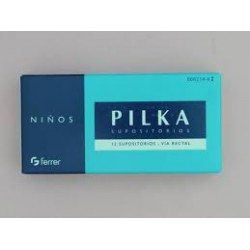 PILKA SUPOSITORIOS NIÑOS Cn666214.4