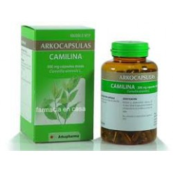 Arkocapsulas Camilina 300 MG 100 Capsulas