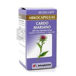 Arkocapsulas Cardo Mariano 300 Mg 100 capsulas.