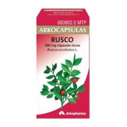 Arkocapsulas Rusco 350 Mg 48 Caps.
