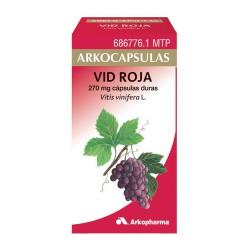 Arkocapsulas Vid Roja 270 Mg 100 caps