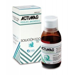 Actimag (2 g/5 ml solucion oral 100 ml)