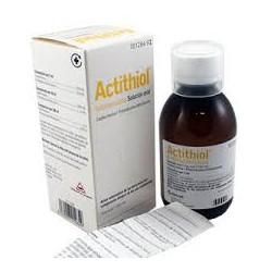 Actithiol Antihistamínico Solución Oral 200 ml