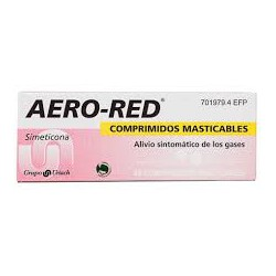 Aero Red 40 mg. 30 comprimidos masticables