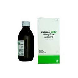 Amboxol jarabe 200 ml