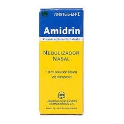 Amidrin 1 mg/ml solucion para pulverizacion nasal