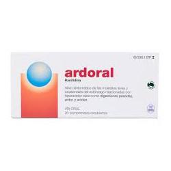 Ardoral 75 mg comprimidos recubiertos