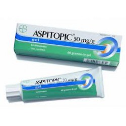 Aspitopic (50MG/G gel topico 60 gr)