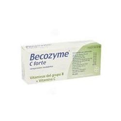 Becozyme C Forte (30 compriidos recubietos)
