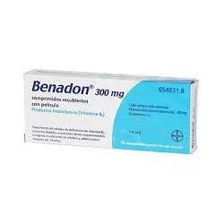 Bnadon (300 mg 20comprimidos)