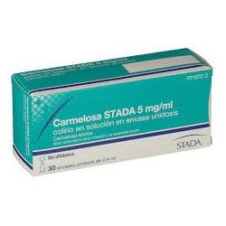 Caramelosa Stada 5 Mg/ml Colirio en Ssolucion en  envase Unidosis