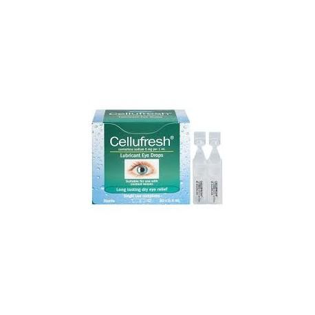 Cellufresh 5 mg/ml Colirio en solucion en envase unidosis