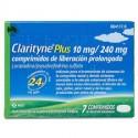 Clarityne plus 10mg/240mg Comprimidos del liberacion prolongada LIBERACION PROLONGADA