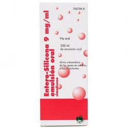 Entero Silicona 9 mg/ml Emulsion Oral