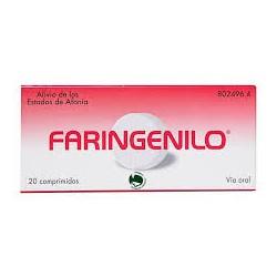 Faringenilo 20 comprimidos para chupar