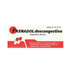 FRENADOL DESCONGESTIVO 16 CAPSULAS CN965012.4