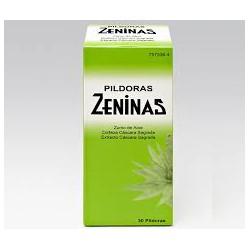 PILDORAS ZENINAS 30 PILDORAS CN757336.4