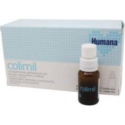 Colimil (10 frascos de 8,7 gramos) para colicos del lactacte