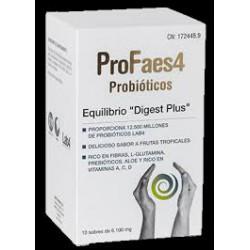 PROFAES4 PROBIÓTICOS ADULTOS 25 MM 30 CAPSULAS CN172448.9