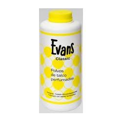 Evans Classic Polvos de Talco Perfumados 300 grs