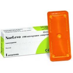NORLEVO 1 COMPRIMIDO CN654322.1