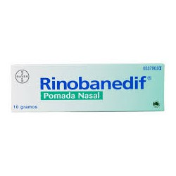 RINOBANEDIF POMADA 10 G CN653790.9