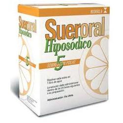 SUERORAL HIPOSODICO POLVO 5 SOBRES CN803692.9