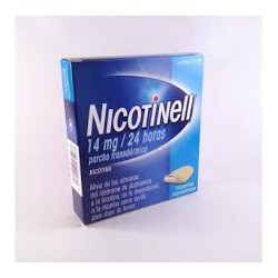 Nicotinell 14 Mg 14 Parches  Transdermicos