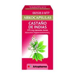 Arkocapsulas Castaño de Indias 275 Mg 48 cap