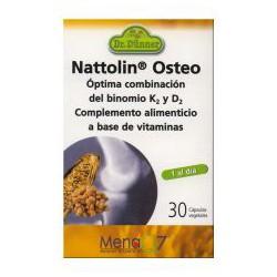 Nattolin Osteo - Tejido oseo - Dr. Dünner - Salus