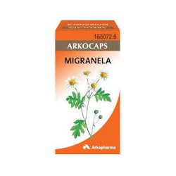 Arkocapsulas Migranela (48caps)