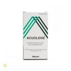 Acuolens Colirio 30 monodosis