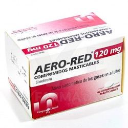 Aero Red 120 Mg 40 Comp Masticables