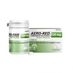 Aero Red 120 mg Coprimidos Masticables Sabor  menta MENTA