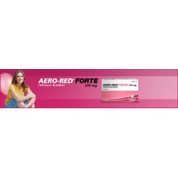 Aero-Red Forte 240 Mg 20 Capsulas Blandas