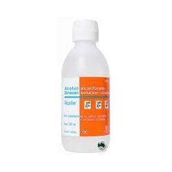 Alcohol Alcanforado Orravan (250ml)