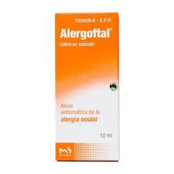 Alergoftal solucion oftalmica