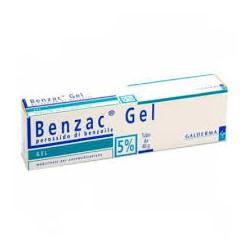 Benzac Wash (50 MG/G gel topico 100 gr)