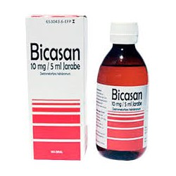 Bicasan ( 2 Mg/Ml jarabe 250 ml)