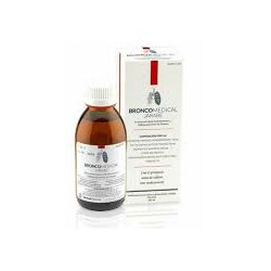 Bronco Medical (2/10 Mg/Ml jarabe 180 ml)